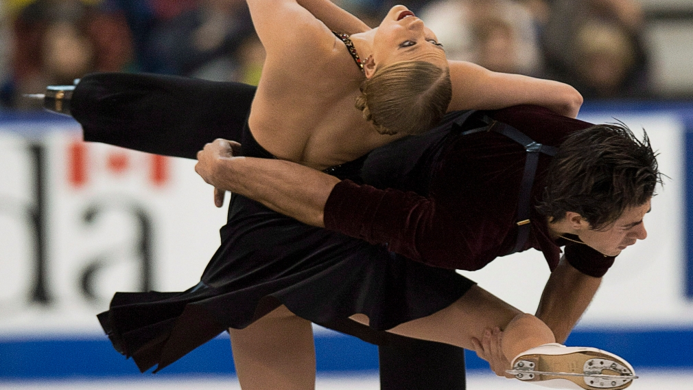 Skate Canada International in photos