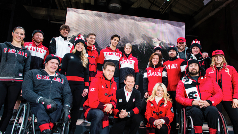 Olympians set to represent Canada in style