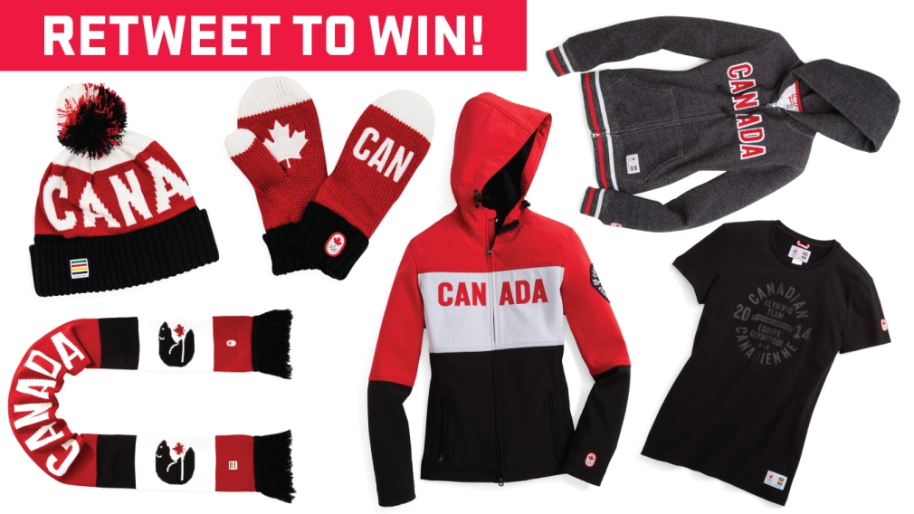 ReTweet to win #HBCOlympics gear [contest]