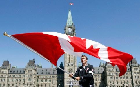 Whitfield announced as flag bearer