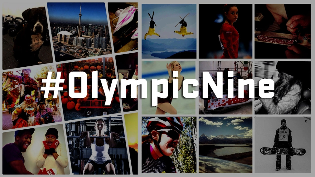 Latest #OlympicNine: images from Canadian athletes on Instagram