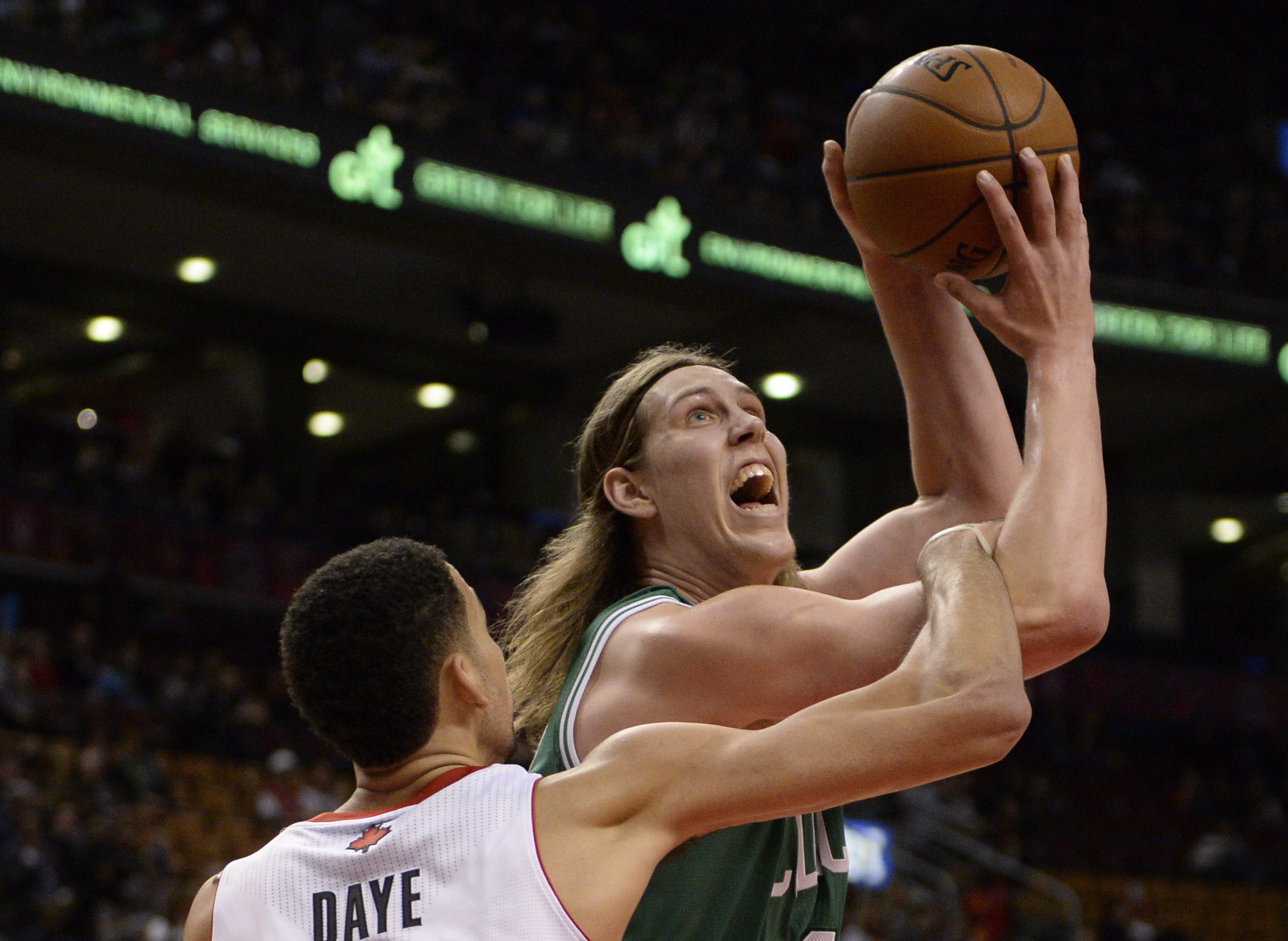 BKN Celtics Raptors Basketball 20131016