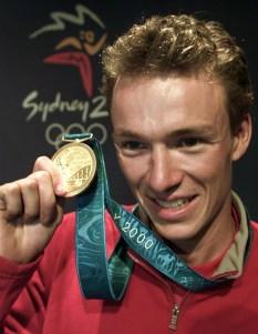 Simon Whitfield, Sydney 2000