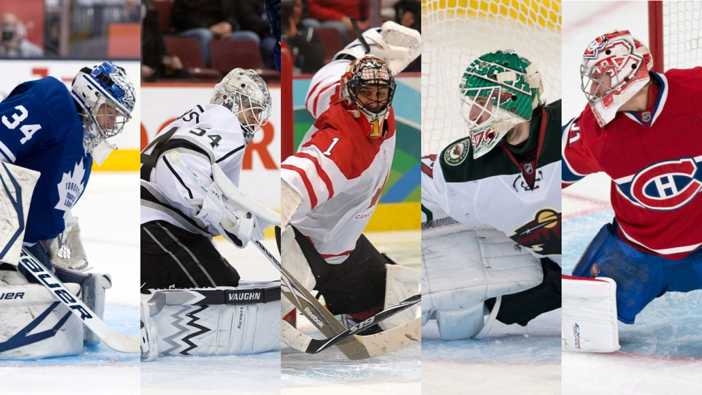 Canada does not have a goaltending problem