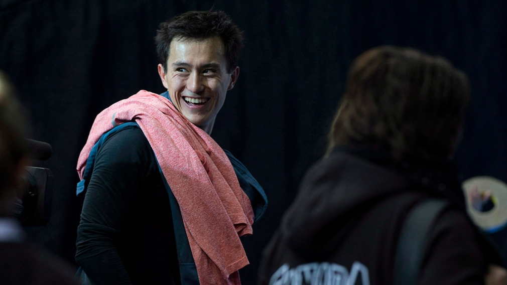 Weekend Round-Up: Patrick Chan beats everyone, including himself