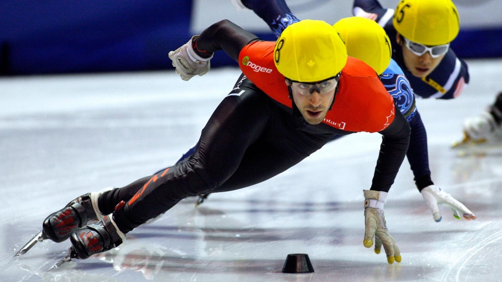 A day in the life of Short Track Speed Skater Michael Gilday