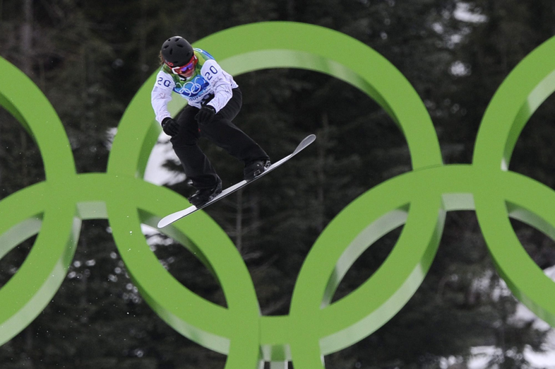 Vancouver Olympics Snowboarding
