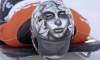 Skulls and Bones: The helmets of Canadian skeleton athletes