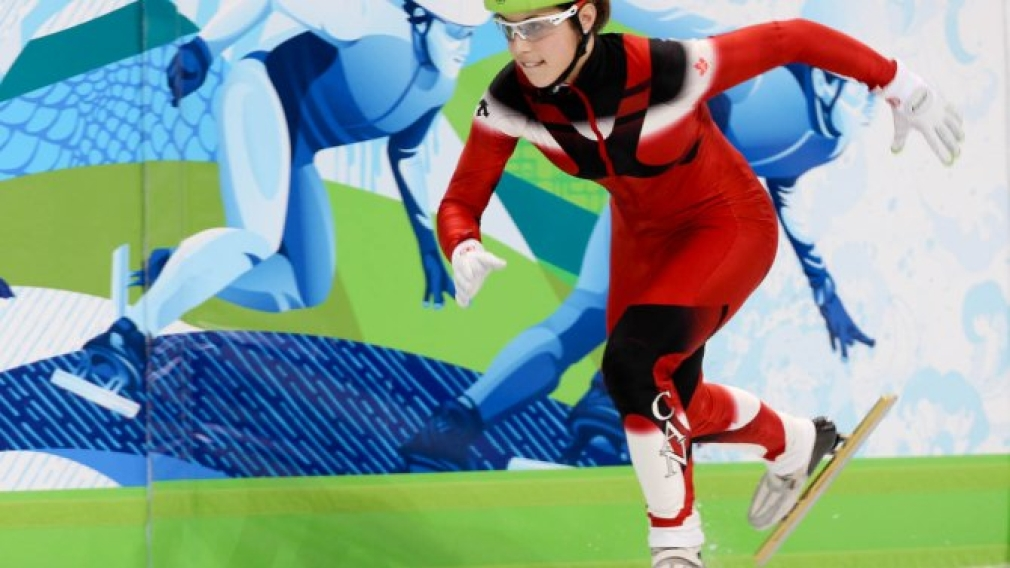 A Day in the Life of Short Track Speed Skater Valérie Maltais