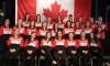 Canada reveals its national women's hockey team for Sochi