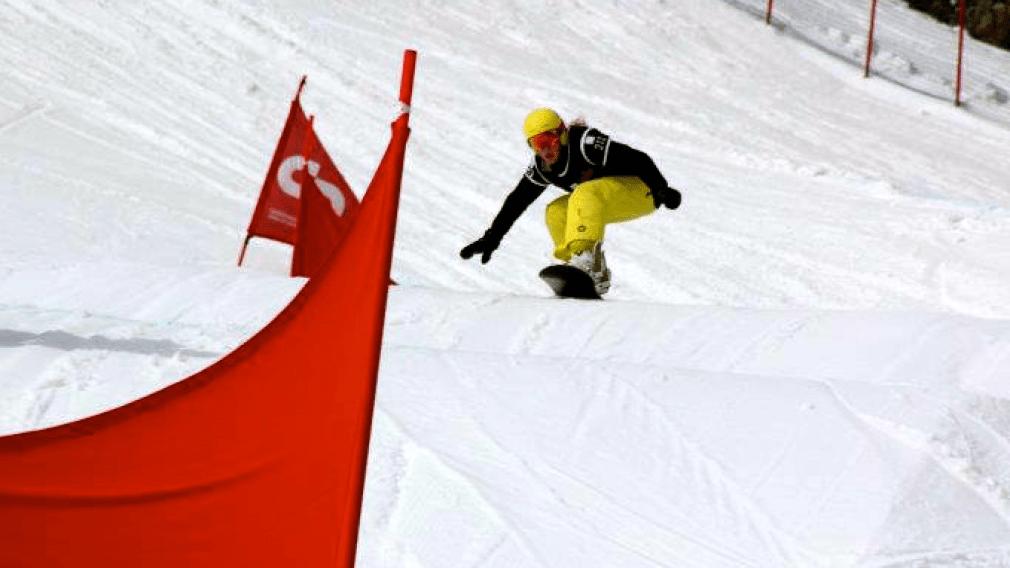Snowboard cross racer Tayler Wilton investing in perseverance