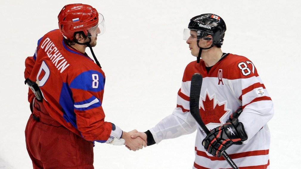 Memorable moments in the Canada-Russia hockey rivalry