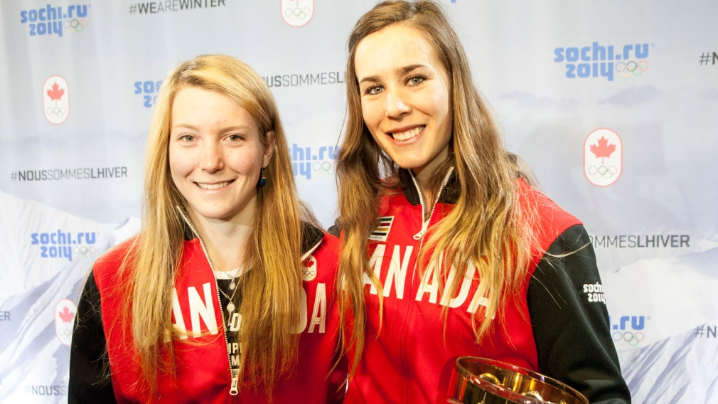Gagnon leads alpine skiing women nominated to Team Canada