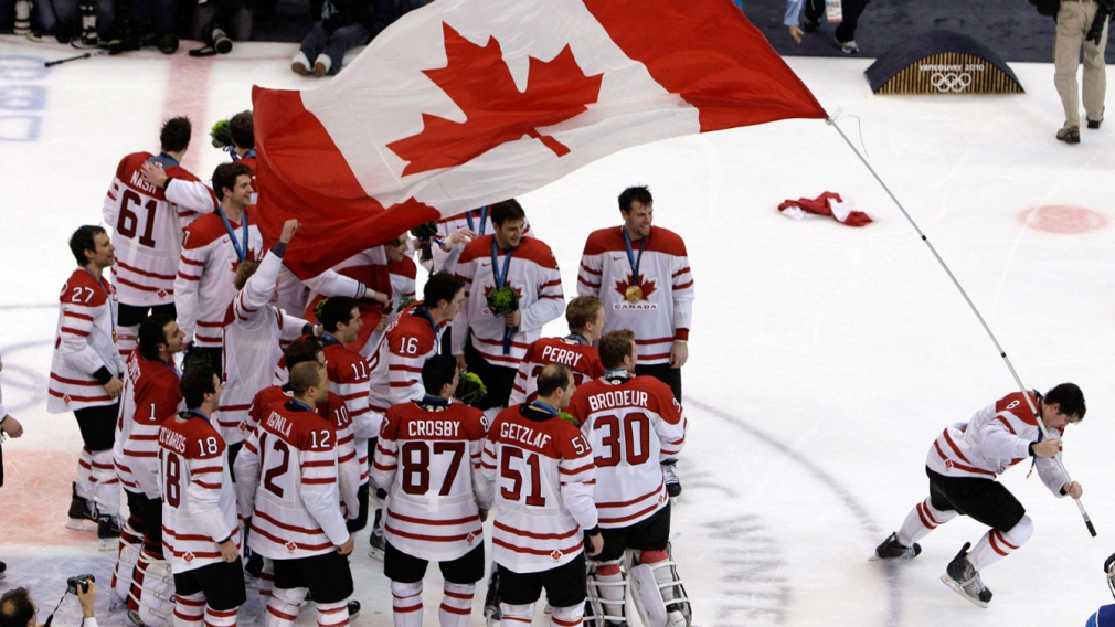 Hockey Canada men's team set to defend Olympic title