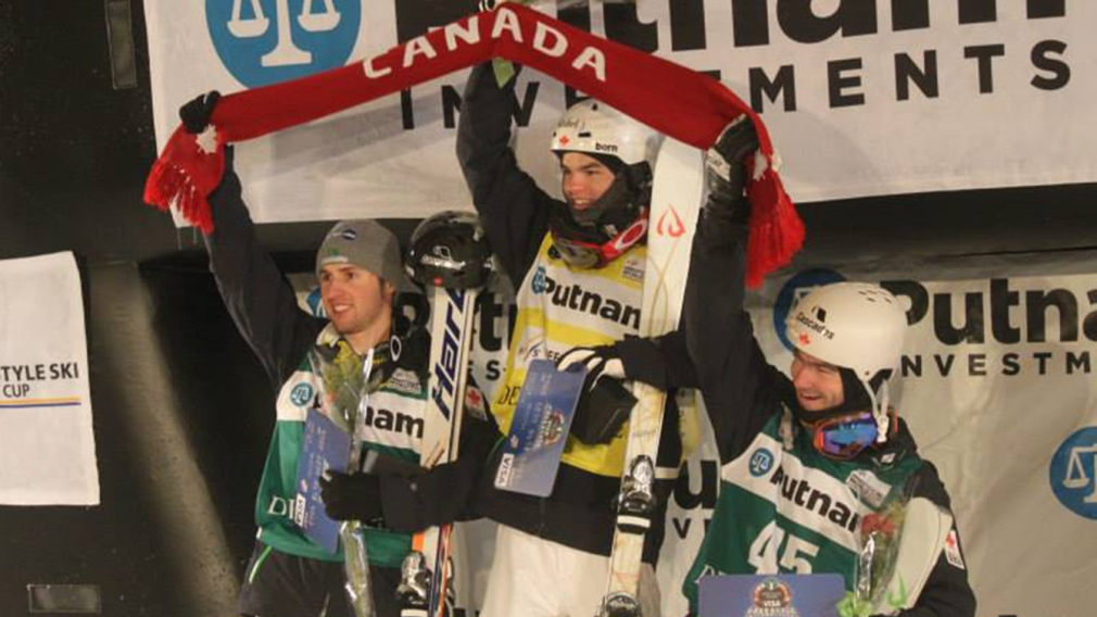 Canada cleans up at Superbowl of mogul events