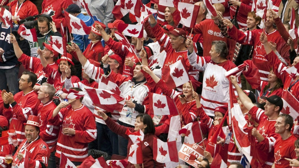 Calling all Canadians: Donate your status for Team Canada