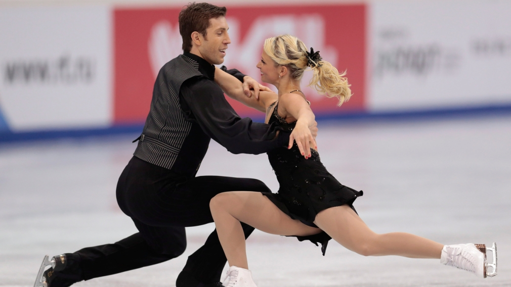Olympic medallists Moore-Towers and Moscovitch go separate ways