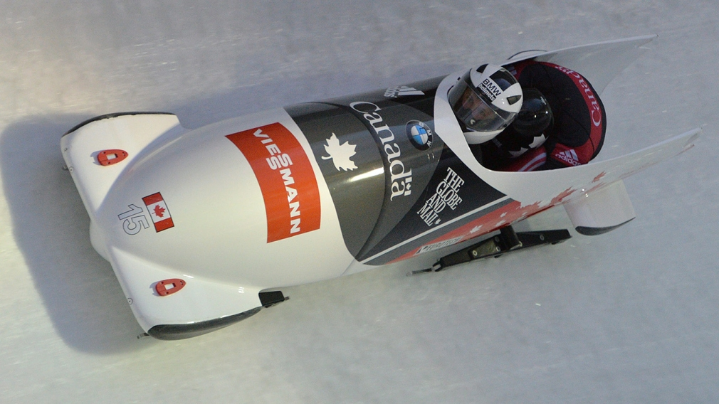 Bobsleigh tandems lead Canadian medal rush