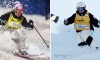 Double gold, four moguls medals for Canada in Calgary