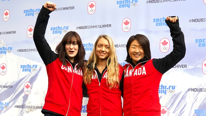 Ski Jump Team Announcements for Sochi 2014. Vancouver, Canada.