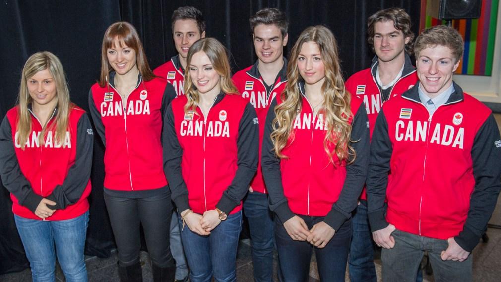 World freestyle skiing superstars lead Canada to Sochi
