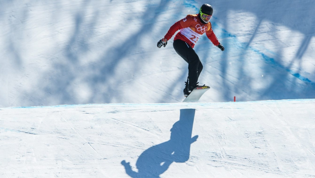 Team Canada Chris Robanske PyeongChang 2018