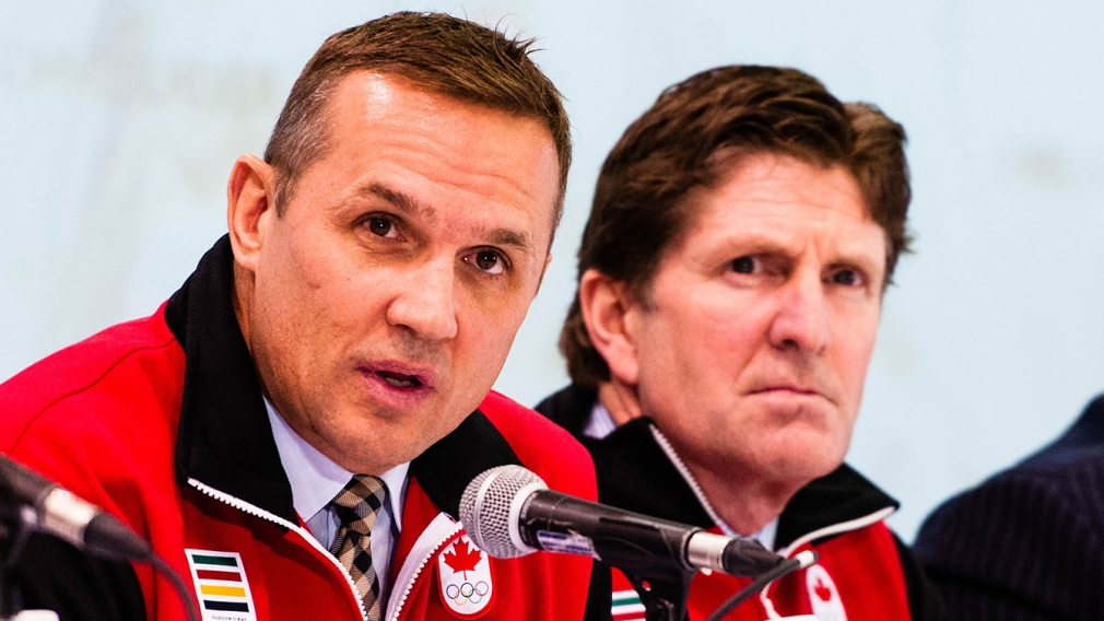 The curious challenge of being Steve Yzerman and company