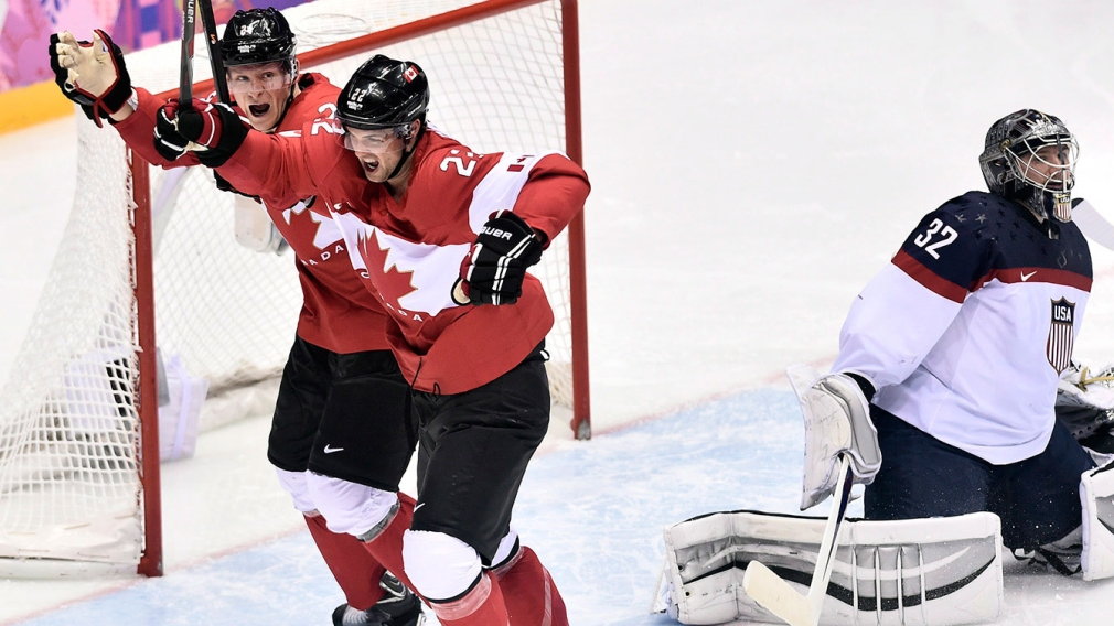 Team Canada through to men's Olympic ice hockey final in Sochi