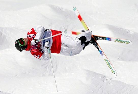 APTOPIX Sochi Olympics Freestyle Skiing