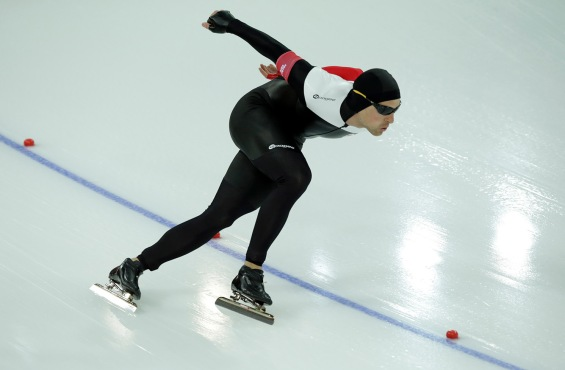 Sochi Olympics Speedskating Men