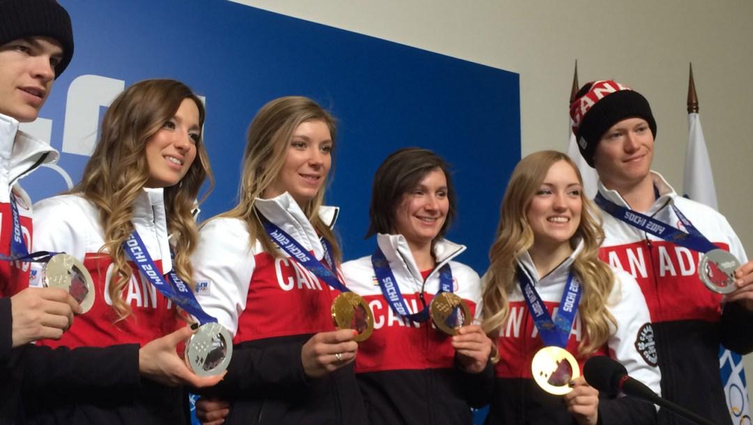 Freestyle Canada at Sochi 2014