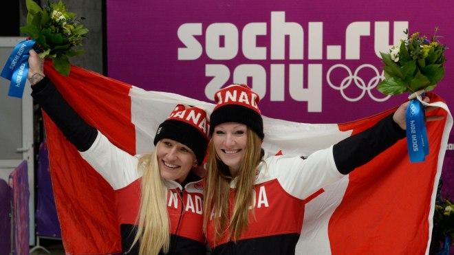 Humphries & Moyse at Sochi 2014