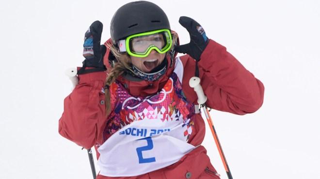 OLY Ladies Ski Slopestyle 20140211