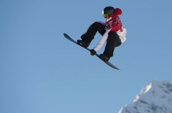 Mark McMorris - Snowboard Slopestyle