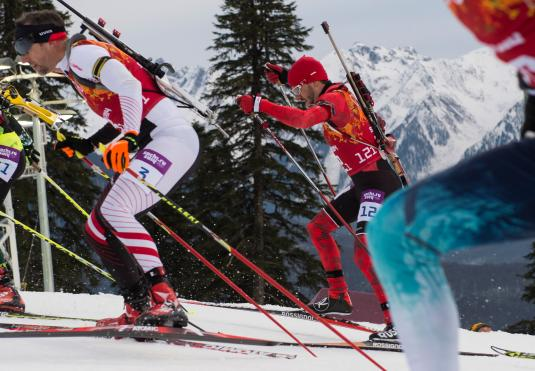 Biathlon 4x7.5km Relay