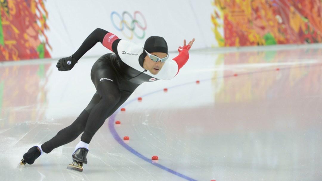 Men's 500m Long Track Speed Skating
