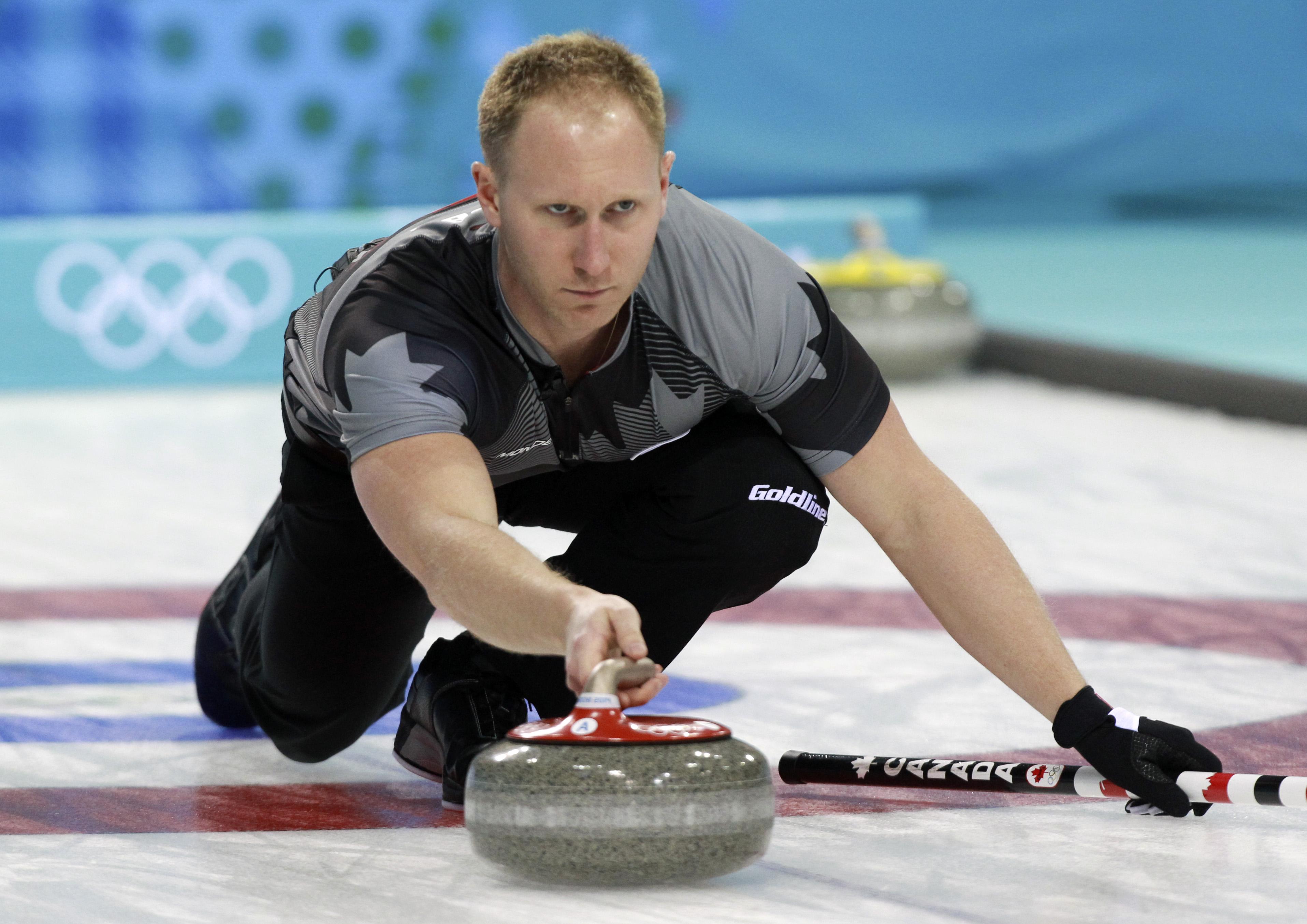 Curling - Canada vs. Sweden