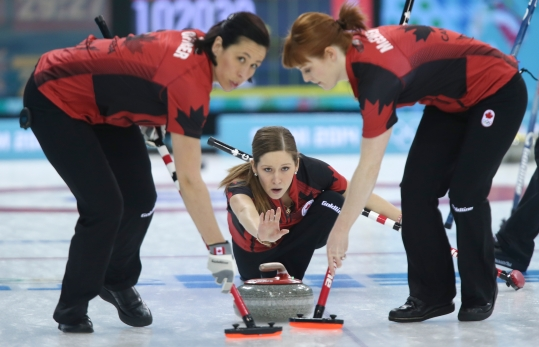 Curling Canada vs. Great Britain