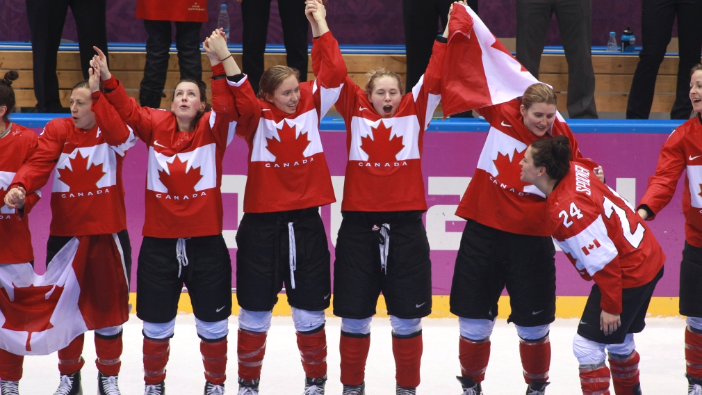 Hockey Canada announces women's lineup for World Championship in BC