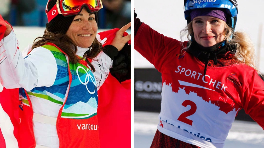 Canadian snowboard cross rivals look to beat injuries, each other