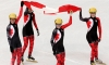 Canada's short track ladies deliver silver in 3000m relay