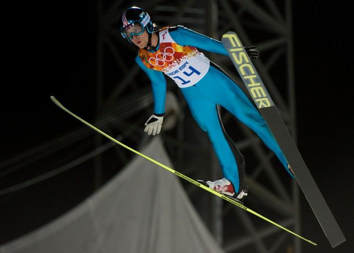 Ski Jumping - Mens Individual Large Hill Qualification