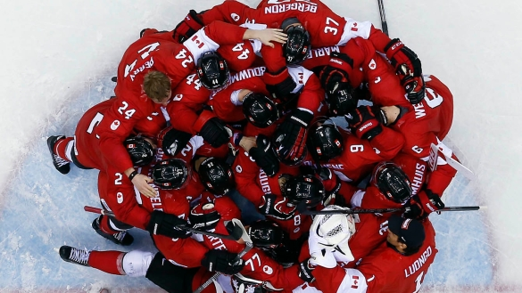 Team Canada Hockey (Sochi)