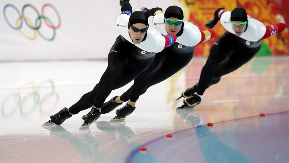 Canada's Team Pursuit fourth place after losing to Poland