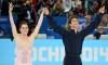 Tessa Virtue and Scott Moir win ice dance silver in Sochi