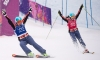 Day 14: Jacobs wins gold, ski cross goes 1-2 and Cournoyer surprises