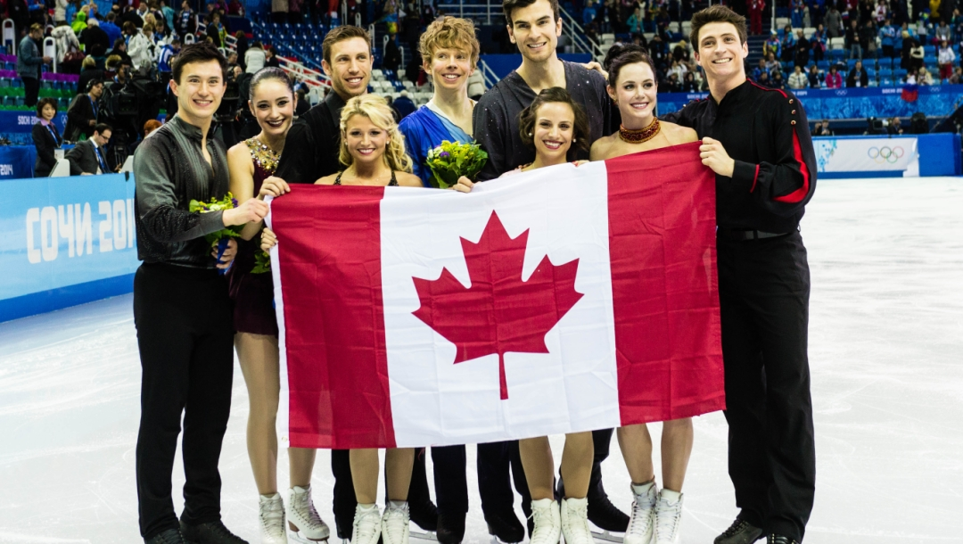 Figure Skating Team Event - Team Canada