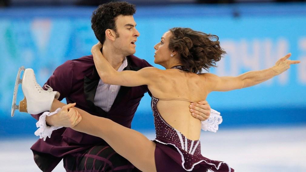 Duhamel and Radford take bronze at worlds