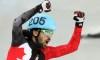 Sochi highlights: Charles Hamelin captures gold in short track 1500