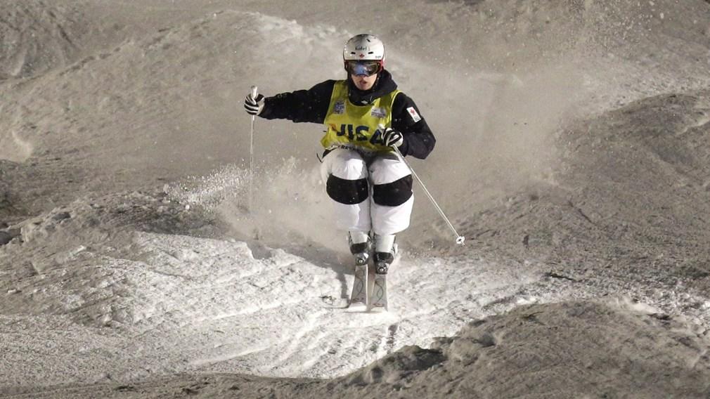 Kingsbury wins third consecutive freestyle skiing Crystal Globe